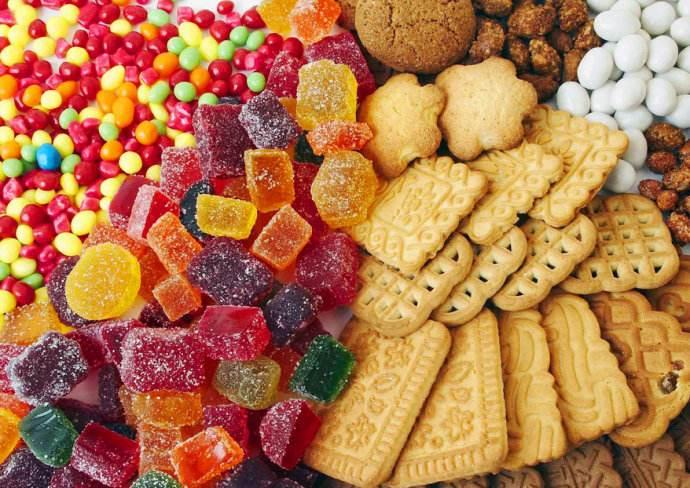 烘焙食品/糖果