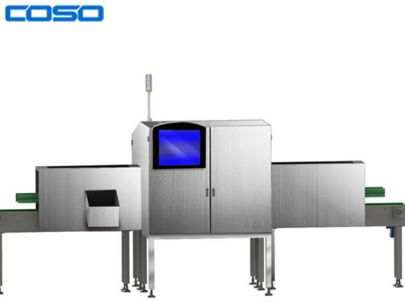金属检测机设备有着非常高的检验灵敏度